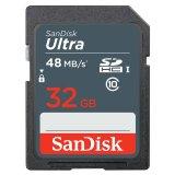 Ôn Tập Thẻ Nhớ Sd Sandisk Ultra 48Mb S Class 10 32G Đen Mới Nhất