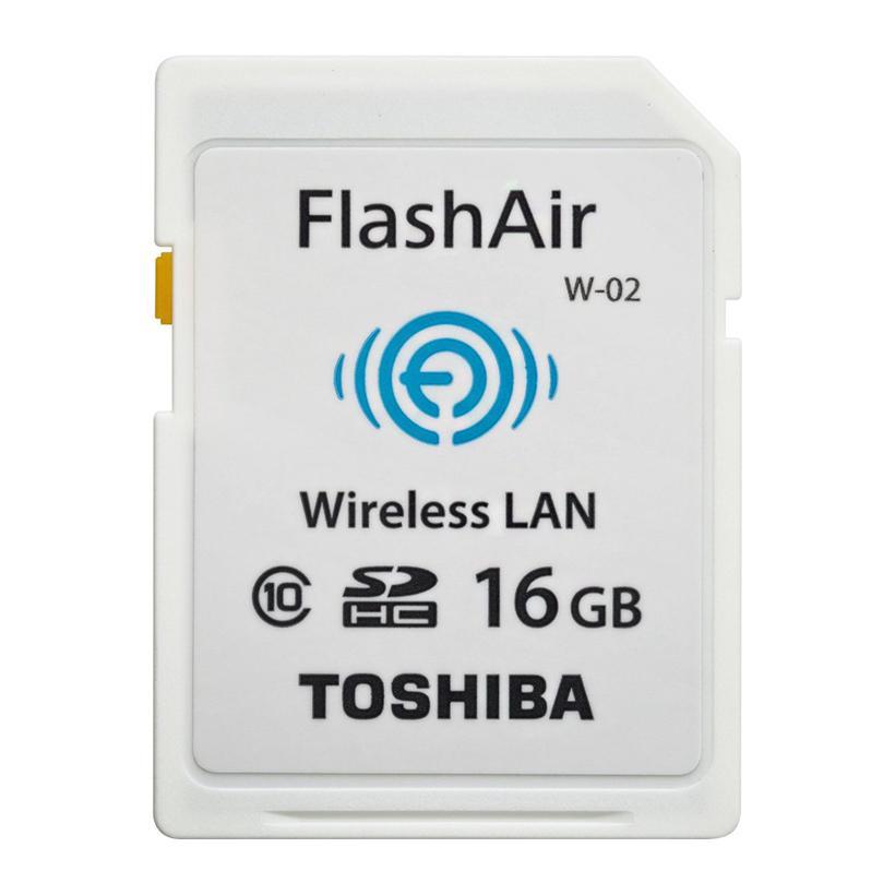 Thẻ Nhớ Sd Toshiba 16Gb Wifi Class 10