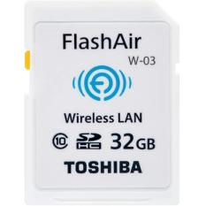 Giá Bán Thẻ Nhớ Sdhc Wifi Toshiba Flashair 32Gb Toshiba Hồ Chí Minh