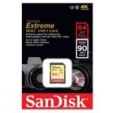 Bán Mua Thẻ Nhớ Sdxc Sandisk Extreme 64Gb Class 10 Uhs1 U3 90Mb S Vang Hồ Chí Minh
