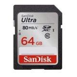 Ôn Tập Thẻ Nhớ Sdxc Sandisk Ultra 533X 64Gb Class 10 Uhs I 80Mb S Trong Hồ Chí Minh