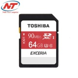 Ôn Tập Thẻ Nhớ Sdxc Toshiba Exceria Uhs 1 U3 4K 64Gb 90Mb S Đỏ Trắng Hồ Chí Minh