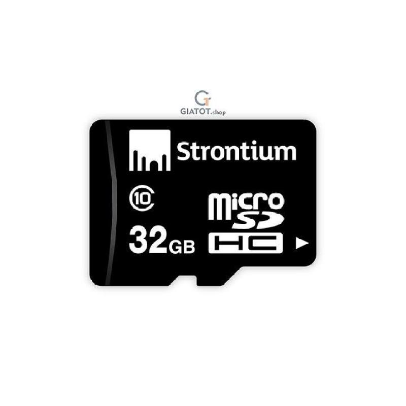 Thẻ nhớ Strontium 32G class 10 (đen)