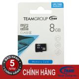 Giá Bán Thẻ Nhớ Team Microsdhc 8Gb Đen Nhãn Hiệu Team
