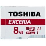Bán Mua Thẻ Nhớ Toshiba Exceria Microsd 8Gb Class 10 Đỏ