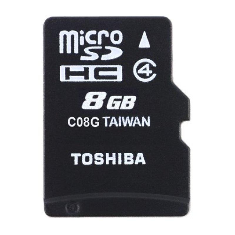 Thẻ nhớ Toshiba MicroSD 8GB Class 4