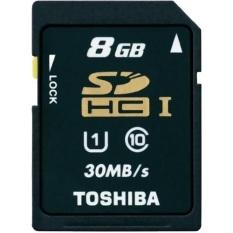 Thẻ Nhớ Toshiba Sd Class 10 8Gb Rẻ