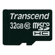 Mua Thẻ Nhớ Transcend 32Gb Ts32Gusdc10 Micro Sdhc Đen Transcend Rẻ