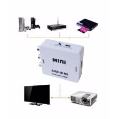 Thiết bị chuyển đổi AV sang HDMI Full HD 1080p giá rẻ