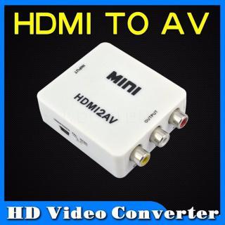 Thiết bị chuyển đổi HDMI sang AV Full HD 1080p trắng Gia Bách thumbnail