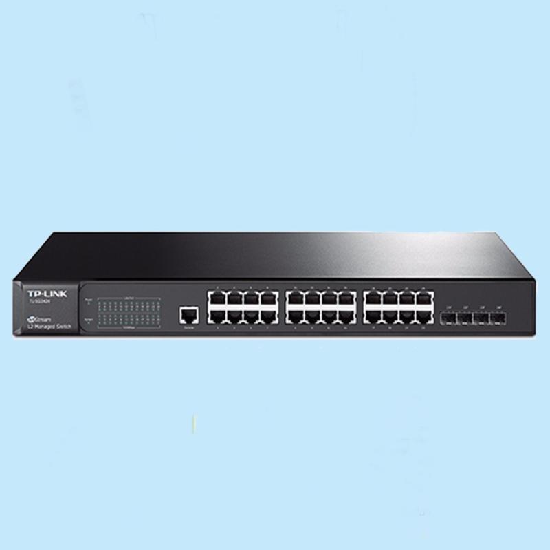 Bảng giá Thiết bị chuyển mạch T2600G-28TS(TL-SG3424) hãng TP-Link Phong Vũ