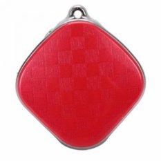 Thiết bị định vị mini GPS giám sát người già trẻ em AI01 (Đỏ)