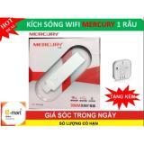Bán Thiét Bị Kích Sóng Wifi Mercury 2017 Mới Nhát Tai Nghe I Phone 6 Cực Đỉnh Oem