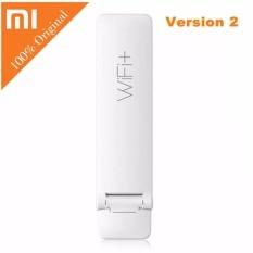 Thiết bị kích sóng Wifi Repeater Xiaomi Gen 2 mới 2017 tốc độ 300Mb/s