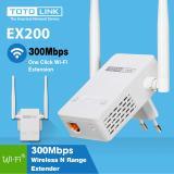 Giá Bán Thiết Bị Kich Song Wifi Totolink Ex200 Nguyên Totolink