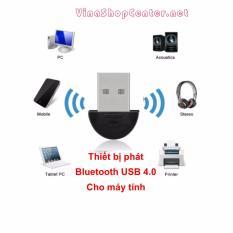 Bán Thiết Bị Phat Bluetooth Usb 4 Kết Nối Khong Day Cho May Tinh Oem Có Thương Hiệu