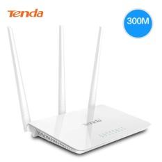 Ôn Tập Thiết Bị Phat Song Wifi 3 Anten Tốc Độ 300M Tenda F3 Trắng