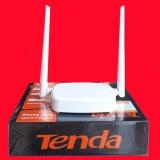 Thiết Bị Phat Song Wifi Tenda N300 Model N301 2 Rau Trắng Tốc Độ 300Mbs Vietnam Chiết Khấu 50