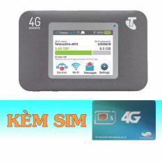 Thiết Bị Phat Wifi 3G 4G Netgear Aircard 782S Sim 4G Viettel Trọn Goi 20Gb Thang Netgear Aircard Rẻ Trong Hà Nội