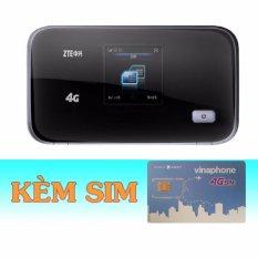 Giá Bán Thiết Bị Phat Wifi 3G 4G Zte Mf93D Sim 4G Vinaphone Khuyễn Mai 120Gb Thang Mới
