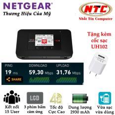 Giá Bán Thiết Bị Phat Wifi 4G Netgear Verizon 791L Tốc Độ Cực Cao Phim Cảm Ứng Đen Tặng Cốc Sạc Hoco Uh102 Vietnam