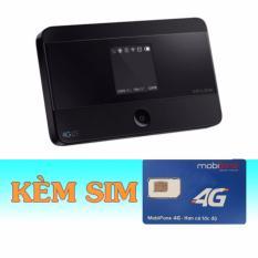 Ôn Tập Thiết Bị Phat Wifi Bằng Sim 4G Tp Link M7350 Wifi Khong Day 4G Sim 4G Mobifone 9Gb Thang
