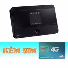 Bán Thiết Bị Phat Wifi Bằng Sim 4G Tp Link M7350 Wifi Khong Day 4G Sim 4G Viettel Trọn Goi 20Gb Thang Mới