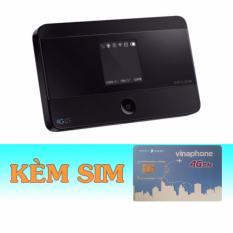 Mua Thiết Bị Phat Wifi Bằng Sim 4G Tp Link M7350 Wifi Khong Day 4G Sim 4G Vinaphone Khuyễn Mai 120Gb Thang Rẻ
