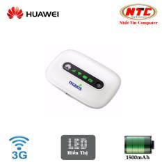 Hình ảnh Thiết bị phát wifi từ Sim 3G/4G Huawei E5331 - Phiên bản Maxis (Trắng)