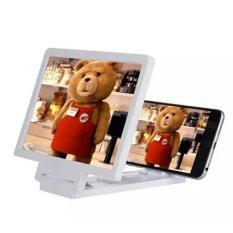 Thiết bị phóng to màn hình điện thoại 3D Enlarged Screen (Trắng)