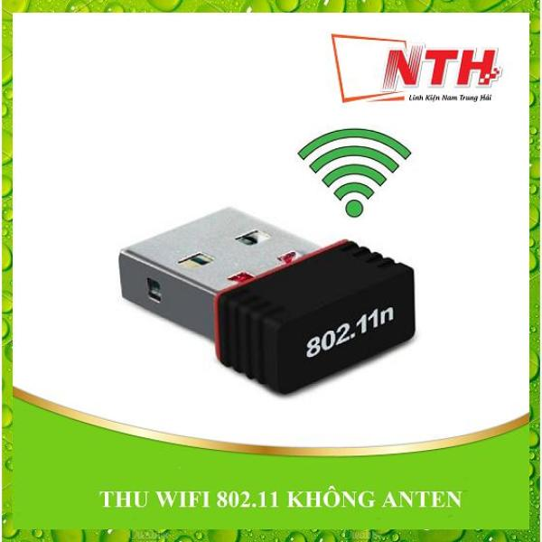 Bảng giá THU WIFI 802.11 KHÔNG ANTEN Phong Vũ