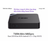 Giá Bán Tivi Box M8S Mini Pro Android 6 Ram 2Gb Rom 8Gb
