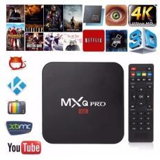 Giá Bán Tivi Box Mxq 4K Pro Với Android 7 1 2 Nguyên