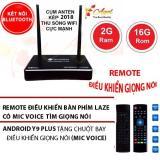 Giá Bán Tivi Box Ram 2G Rom 16G Bluetooth Phien Bản 2018 Co Chuột Bay Điều Khiển Giọng Noi Cụm Anten Kep Y9 Plus Tặng Ứng Dụng Xem Phim Truyền Hinh Miễn Phi Vĩnh Viễn Android Tv Box Tốt Nhất