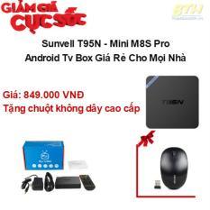 Ôn Tập Cửa Hàng Tivi Box T95N Ram 2G Tặng Chuột Khong Day Cao Cấp Trực Tuyến