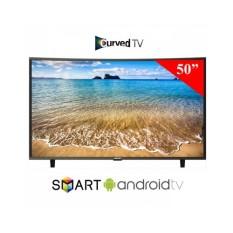 Hình ảnh TIVI LED ASANZO 50 inch; internet, cong (Tích hợp DVBT2; internet; cong)