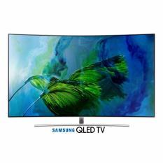Hình ảnh Tivi Smart QLED Samsung 55 Inch Màn Hình Cong 55Q8CAM