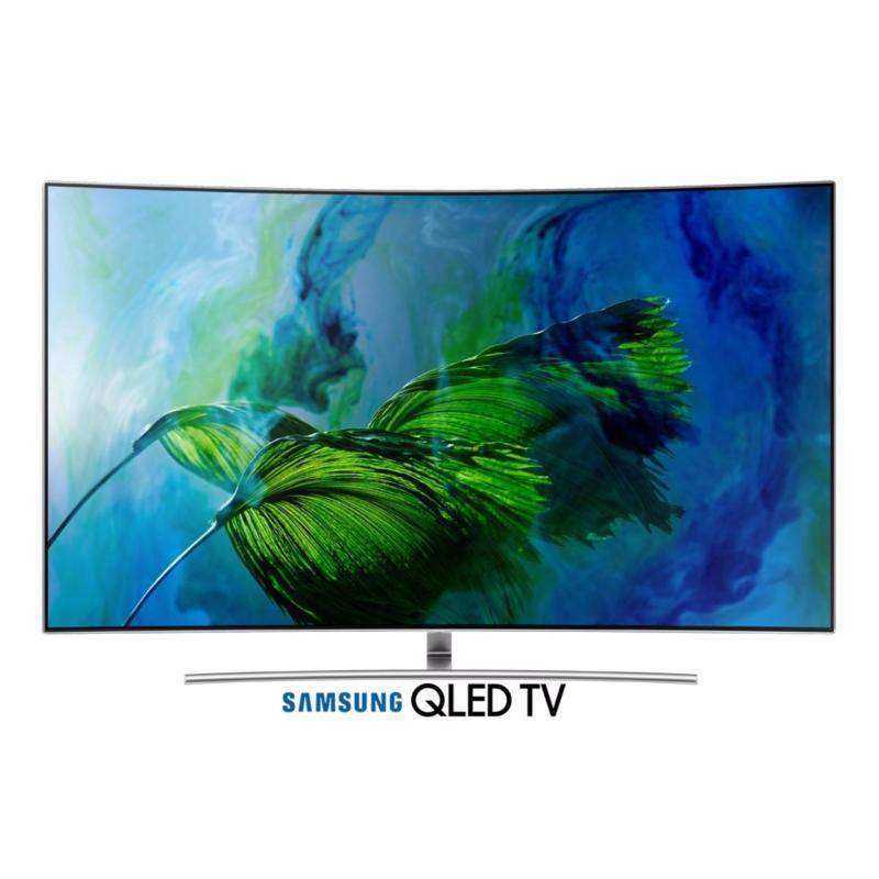 Bảng giá Tivi Smart QLED Samsung 55 Inch Màn Hình Cong 55Q8CAM