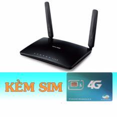 Giá Bán Tl Wr6400 Bộ Phat Wifi 4G Tl Mr6400 Tốt Nhất Của Tp Link Sim 4G Viettel Gia Rẻ Trọn Goi 1 Năm Tp Link Tốt Nhất