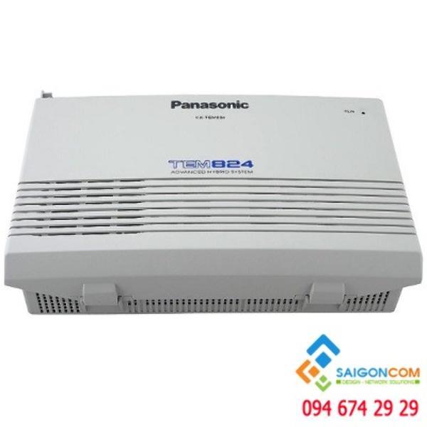 Tổng Đài Panasonic Kx-Tes824 06 Trung Kế 16 Máy Nhánh