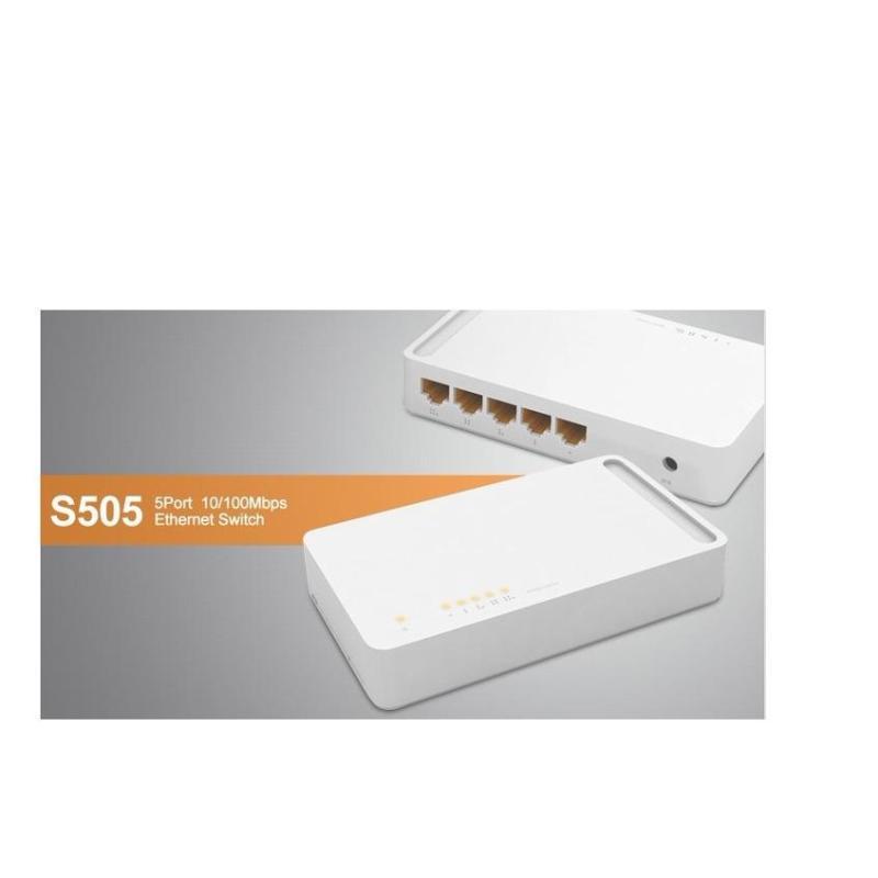 Bảng giá Totolink S505 Switch 5 cổng 10/100Mbps Phong Vũ