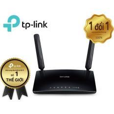 Bán Tp Link Tl Mr6400 Router 4G Lte Wi Fi Chuẩn N 300Mbps Hang Phan Phối Chinh Thức Tp Link