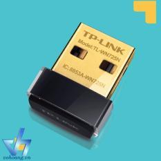 Giá Bán Tp Link Tl Wn725N Usb Kết Nối Wi Fi Chuẩn N 150Mbps Sieu Nhỏ Gọn Trực Tuyến