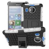 Ôn Tập Tốt Nhất Tpu Phone Case For Microsoft Nokia Lumia 950Xl White Intl