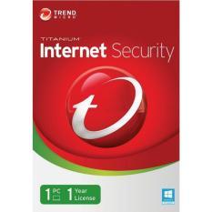 Hình ảnh Phần mềm diệt virus Trend Micro Internet Security