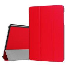 Giá Bán Trị Lần Đứng Bao Da Bảo Vệ Cho Asus Zenpad Z10 Zt500Kl 9 7 Inch Đỏ Oem Mới