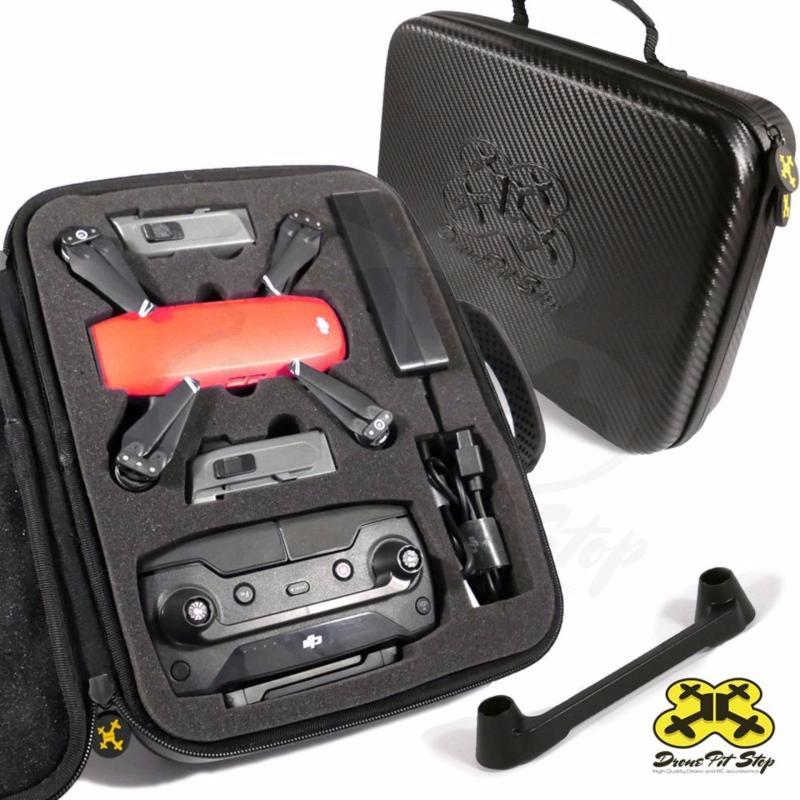 Túi Bảo Vệ Máy Bay DJI Spark - Có nhiều ngăn cho pin, sạc, phụ kiện