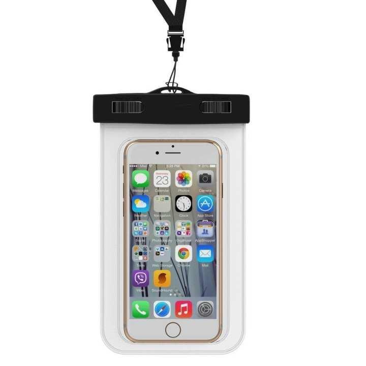 Túi chống nước cho điện thoại khóa chân không - Phụ kiện...