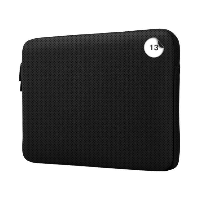 Bảng giá Túi chống sốc cho laptop 13 inch dây kéo Pro loại tốt ( Đen ) Phong Vũ