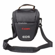 Hình ảnh Túi đựng Máy Ảnh Canon Mini (Đen), túi đựng máy ảnh cao cấp, túi đựng máy ảnh canon giá rẻ